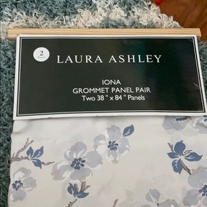 Laura Ashely Curtains